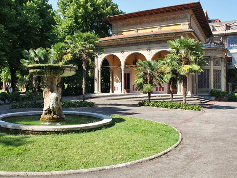 Grand Hotel Francia & Quirinale